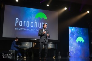 Live Auction Services - Parachute Gala, Best of Toroto 2015
